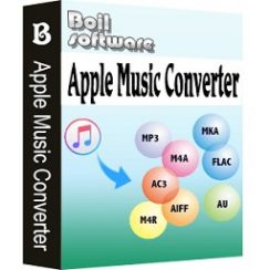 Boilsoft Apple Music Converter Crack Free Download