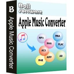 Boilsoft Apple Music Converter Crack Free Download
