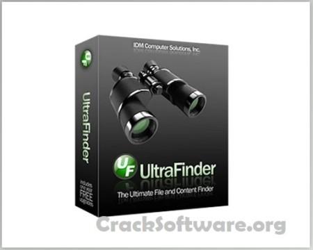 IDM UltraFinder Crack Download