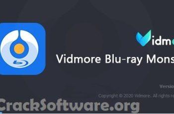 Vidmore Blu-ray Monster Crack Free Download
