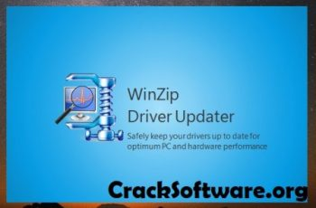 WinZip Driver Updater Crack Free Download for PC
