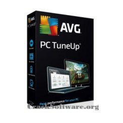 AVG PC TuneUp 20.1 Key 2020 for Lifetime Free Download