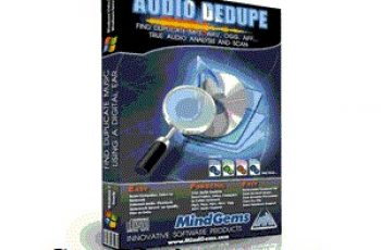 Audio Dedupe Pro 4.3 Crack Key Free Download
