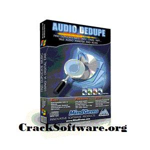 Audio Dedupe Pro 4.3 Crack Key Free Download