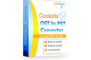 Coolutils OST to PST Converter Crack Free Download