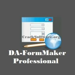 DA-FormMaker 4 Serial Crack Download