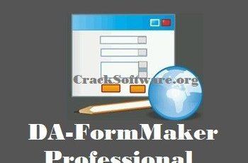 DA-FormMaker 4 Serial Crack Download