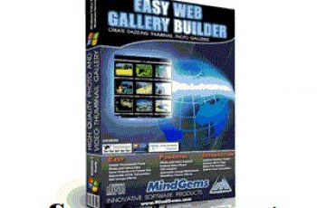 Easy Web Gallery Builder 2.2 Crack key Free Download