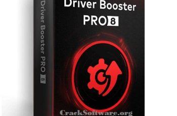 IObit Driver Booster 8 Pro Crack Keys Free Download