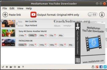 MediaHuman YouTube Downloader Crack 2020 Free Download