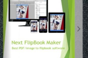 Next FlipBook Maker Pro Crack for Windows Free Download