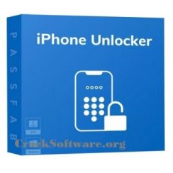 PassFab iPhone Unlocker 2.2.0.18 Crack Full Version Download