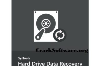 SysTools Hard Drive Data Recovery 16 Crack Free Download