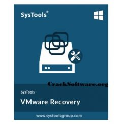 SysTools VMware Recovery 8 Crack Free Download