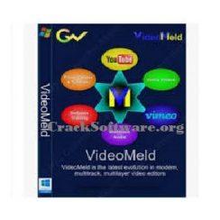 VideoMeld 1.63 Crack Free Download