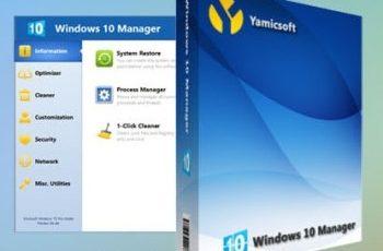 Windows 10 Manager Crack Version 2020 Free Download