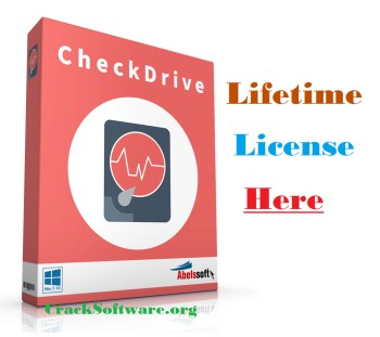 Abelssoft CheckDrive 2021 3.0 Crack + Key Download