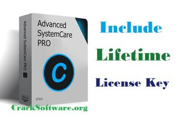 Advanced SystemCare Pro 14 License Key [Lifetime] Crack Software
