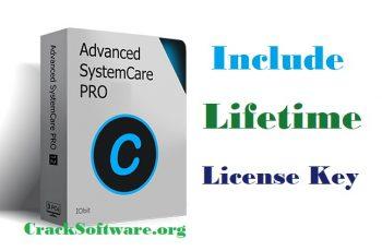 Advanced SystemCare Pro 14 License Key [Lifetime] Crack Software