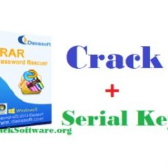 Daossoft RAR Password Rescuer 7.0.1.1 Crack + Serial Key