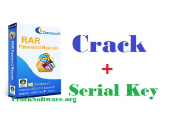 Daossoft RAR Password Rescuer 7.0.1.1 Crack + Serial Key