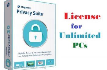 Steganos Privacy Suite 22 Serial Key [Latest]