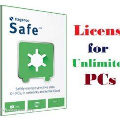 Steganos Safe 22 Serial Key Download [Latest]