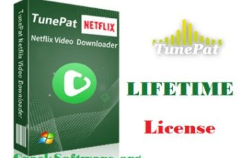 TunePat Netflix Video Downloader 1.3.1 Crack Free Download Lifetime