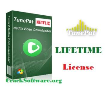 TunePat Netflix Video Downloader 1.3.1 Crack Free Download Lifetime
