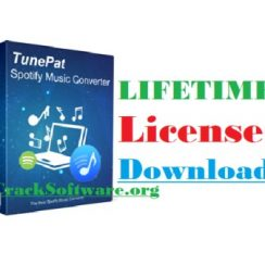 TunePat Spotify Converter Crack + Serial Key Full Version