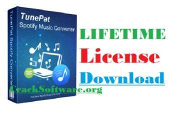TunePat Spotify Converter Crack + Serial Key Full Version