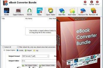 eBook Converter Bundle 3.20 Crack Free Download