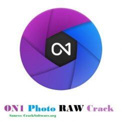 ON1 Photo RAW 2021 Crack v15.0.0.9735 Free Download