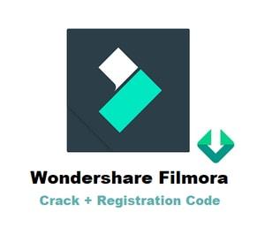 Wondershare Filmora X Crack with Registration Code