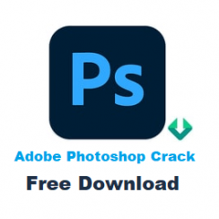 Adobe Photoshop Crack Full Version Free Download