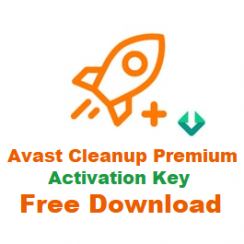 Avast Cleanup Premium Activation Key Free Download for Lifetime