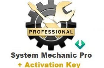 System Mechanic Pro Activation Key Download