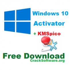 Windows 10 Activator Free Download 32-64Bit