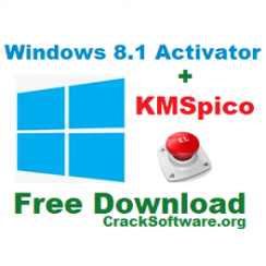 Windows 8.1 Activator Free Download 32-64 Bit