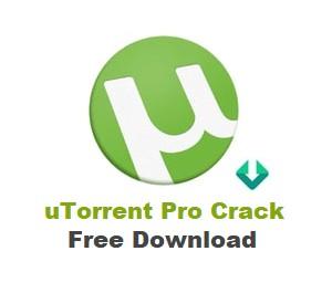 uTorrent Pro Crack Free Download for PC