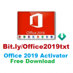 bit.lyoffice2019txt Office 2019 Activator Free Download